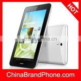 Original Huawei MediaPad 7 Vogue 7.0 Inch IPS Screen Android 4.1 3G Tablet PC phablet , Support GPS / WiFi / Bluetooth / OTG