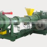pin barrel tire tread extruder