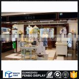 Luxury display female sitting mannequin / display cabinet slat board / shirt display racks for Clothes Shop                                                                                                         Supplier's Choice