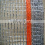 Construction site UV Orange Scaffolding Safety net,square mesh orange sacffolding safety net