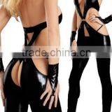 fashion sexy leather pvc lingerie manufacture