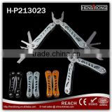 Attractive design multi Use aluminum pliers hand tools in handicrafts