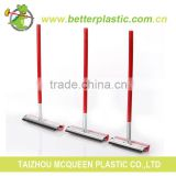 Factory Durable Wood Handle Best Cleaning Tool Standard 2514-25 Floor Mesh Sponge Squeegee