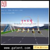 China factory PVDF Cover Q235 Steel Wedding Tents Guarantee year 10years permanent structure