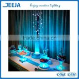 Popular Wholesale Festival Items Wedding Gifts Led Vase Light Base with remote controlled