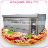 PIZZA Oven Baker's magic assitant One deck Two trays Electric Bakery Oven with Stone