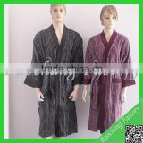 Promotional terry cotton hooded bathrobe&patterned cotton bathrobes&cheap cotton bathrobe