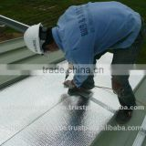 Metal aluminum foil bubble heat insulation material for building/single or double bubble