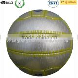 TPU volleyball/ beach ball customized logo wholesale size 5