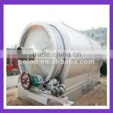 Automatic Environmental-friendly waste tire used motor oil refining machine with top quality