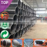 St45 St52 Factory Supply thin wall welded steel pipe High Quality 4 inch steel pipe fittings
