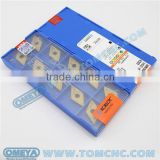 China supply Korloy cemented carbide inserts