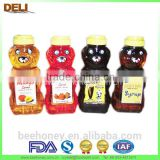 Baby Bear Bottle Best Quality Golden Honey Syrup