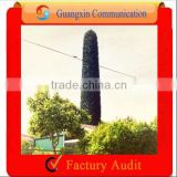Artificial cypress Tree Green Pencil Pine Cedar tree tower comcealment antenna communication tower