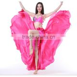 Wuchieal India Style Belly Dance Costume for Performance