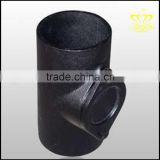 Processing customized wholesale supply flexible cast iron drainage pipe socket DN50- 300 elbow pipe fittings