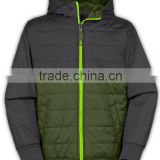 Boys Full Zipper Waterproof Breathable Outdoor Winter Jacket