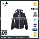 Custom Made Winter Sports Wear Windrproof Waterproof Breathable Down Jacket Lightweight Ski Jacket