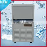 60kg stainless steel commercial cube ice maker factory