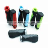 New MTB Bike Bicycle Comfortable Lock On Handlebar Rubber Grips Bar End