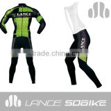breathable cycle sets bright color sublimation cycling kit robe de cyclisme cycling dress