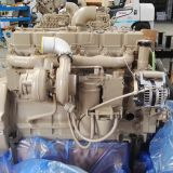 Cummins diesel engine 6CTAA8.3 with clutch for water pump
