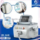 2016 factory price new design e-light ipl machines for rosacea & skin rejuvenation machine