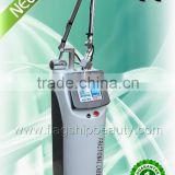 2012 Fractional Co2 Laser Treat Telangiectasis Beauty 0.1-2.6mm Machine For Skin Care 0.1-2.6mm Sun Damage Recovery