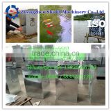 Hot Selling fish food spilled machine bait casting machines for grass carp Made in China