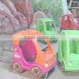 plastic kids car housing , crust for children car