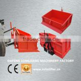 agricultural equipment transport box