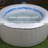 Best sale inflatable pool eco-friend pvc inflatable spa pool different size and style customized