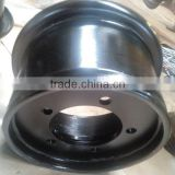 custom tube cranes wheels with good bearing capacity