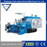 Chinese Manufacturer Mini Rice Combine Harvester Used for Wet Peanut Picker