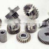Custom high precision small pinion gear made by whachinebrothers ltd.