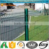 Decorative metal pvc portable used fence panels