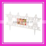 2015 newest white plastic snow fence from Alibaba gold supplier