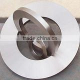 HSS circular roller cutting metal slitting blades for steel ,tungsten roller cutting blades