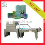 L sealer full automatic shrink wrapping machine for box books