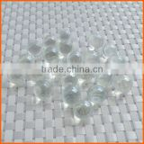 High quality toy or decoration transparent glass marbles