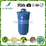Welcome Environmental Conventional Bamboo Fiber Cup with Lid