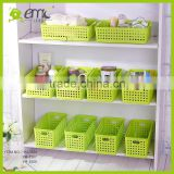 Plastic Storage Baskets and Drainer Organizer,Food Storage Basket,Classic Multiuse Basket