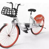 Bike sharing MOBIKE OFO system
