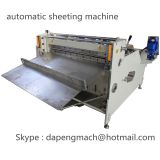 automatic paper roll to sheet cutting machine 600mm