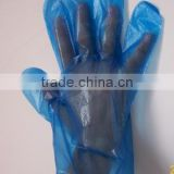 PE/LDPE/HDPE/CPE Plastic Food Industry Glove