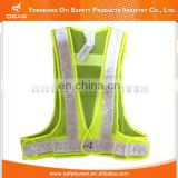 Safety work industrial hanging safety belt with reflective type