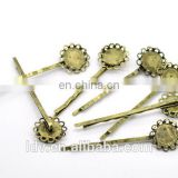 Bobby Pins Hair Pins With Glue Pad Hair Pin Jewelry