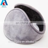 dongguan manufacturer custom mens warm ear plush earmuffs