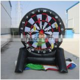 hot sale inflatable dart/high quality inflatable sport game for rental