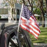 Country decorative flag for car